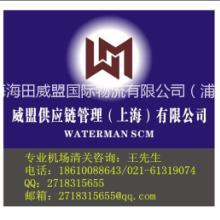 上海进口服装报关代理服务
