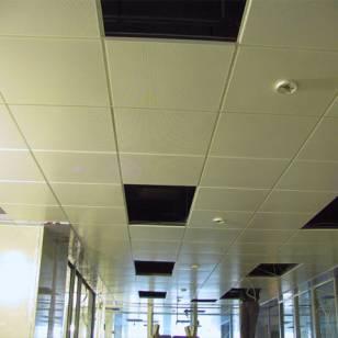 工程吊顶铝扣板图片