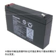 PANASONIC电池LC-R0612NA1 6V12AH图片