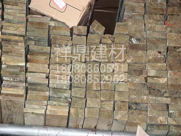 防腐木外墙 做法
