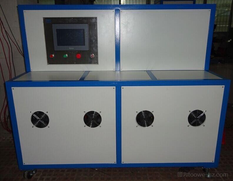 触摸按键感应开关寿命试验机,曲率半径测试仪,pcb电路板弯曲试验机