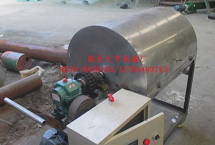 电加热自动温控环保型干货烘干炒货机