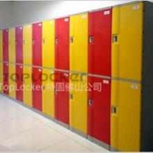 供应用于塑料更衣柜|储物柜的供应佛山特固ABS全塑储物柜