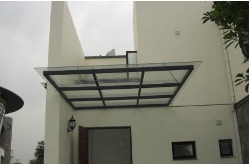 抗冲击,耐用性好|钢结构雨篷,抗冲击,耐用性好供应商   钢结构雨棚是