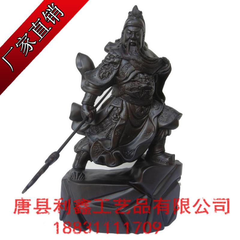 供应武财神铜像  铜关公站像   九龙铜关公  铜佛像批发生产