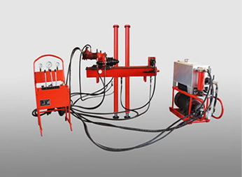 供应用于矿用的ZY—200全液压坑道钻机