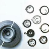 供应用于锁具,玩具的昆山涡卷簧生产厂家