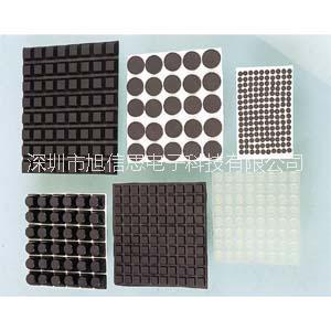 供应厂家供应透明硅胶脚垫