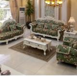 供应用于布艺的郑州法式新古典布艺沙发欧式沙发客厅转角贵妃布沙发