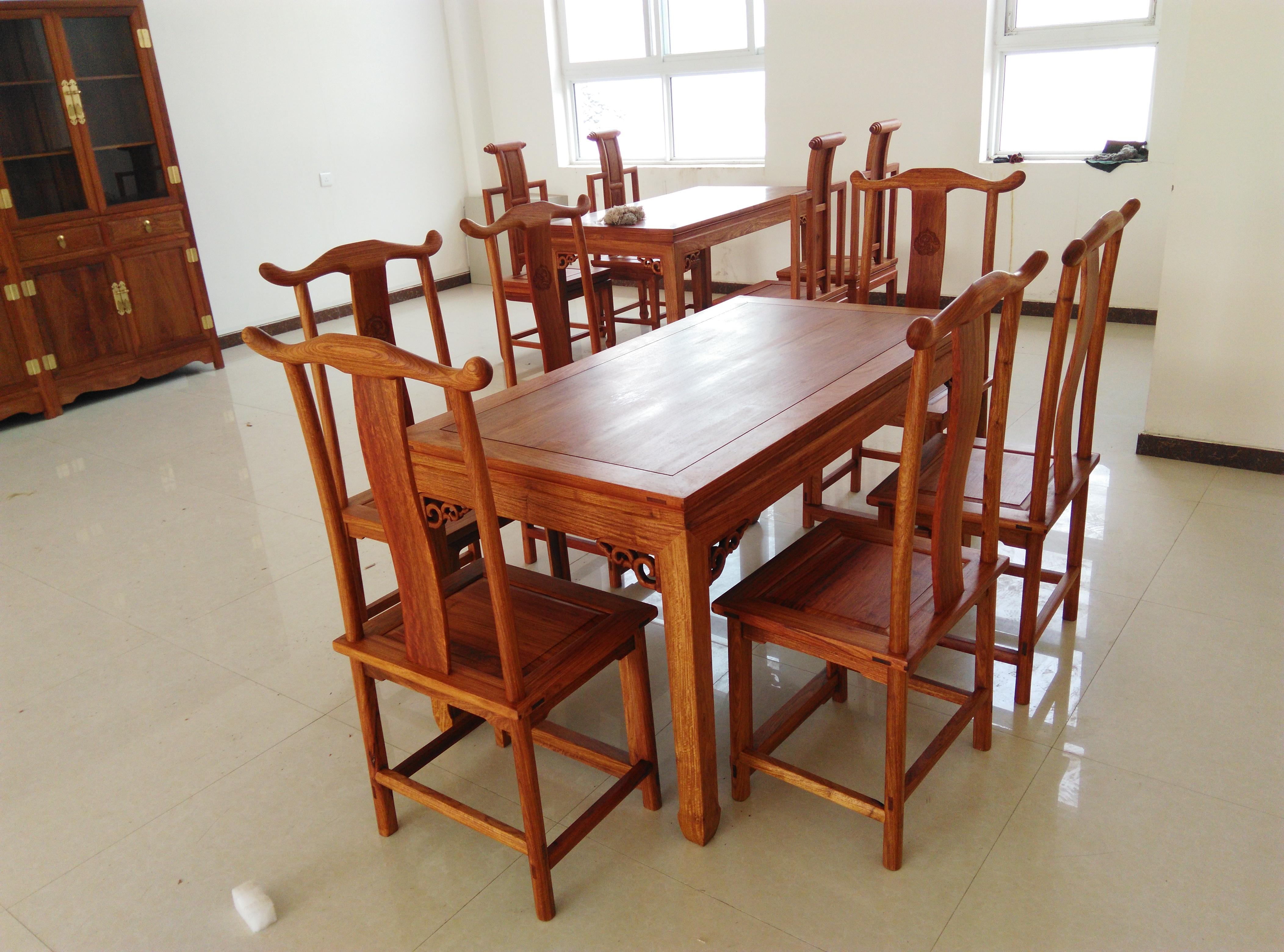 供应东阳缅甸花梨木沙发价格