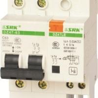 供应DZ47LE-63小型漏电断路器