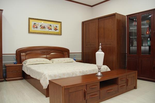 供应青岛各种实木床青岛实木家具价格