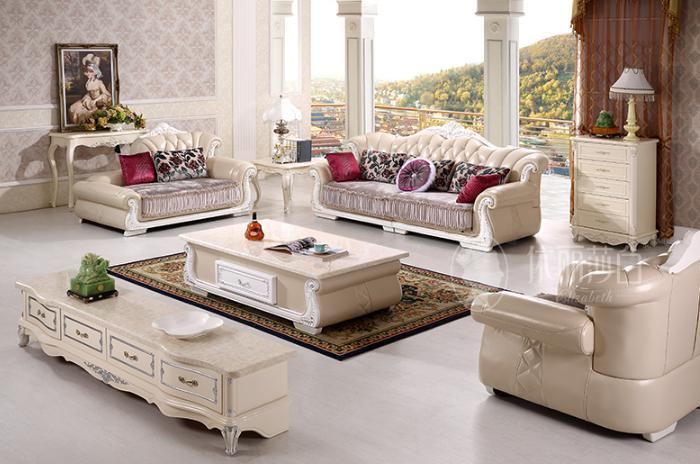 依丽莎白 奢华欧式沙发五包到家