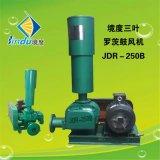 供应用于水上增氧泵 污水处理泵的云浮45KW污水用气泵250罗茨风机价
