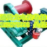 腾龙JM系列电控慢速卷扬机图片