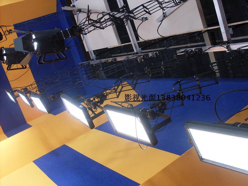 供应恒力铰链/吊杆三基色柔光灯演播室灯光吊杆升降器5m