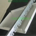 加油站吊顶铝条扣板图片
