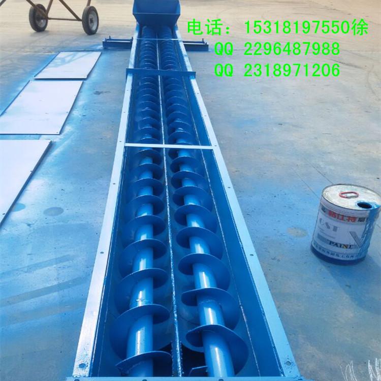 耐高温螺旋输送机图片/耐高温螺旋输送机样板图 (2)