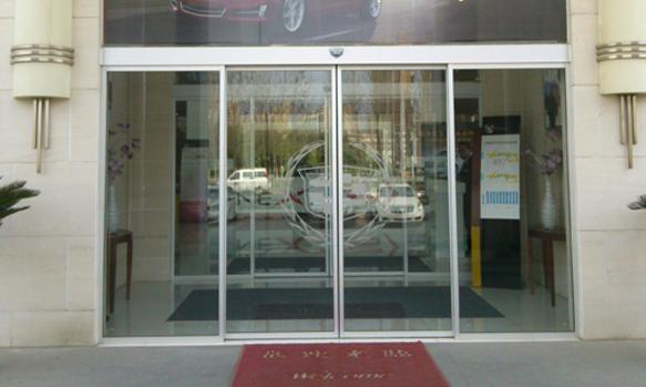 上门维修电动玻璃门
