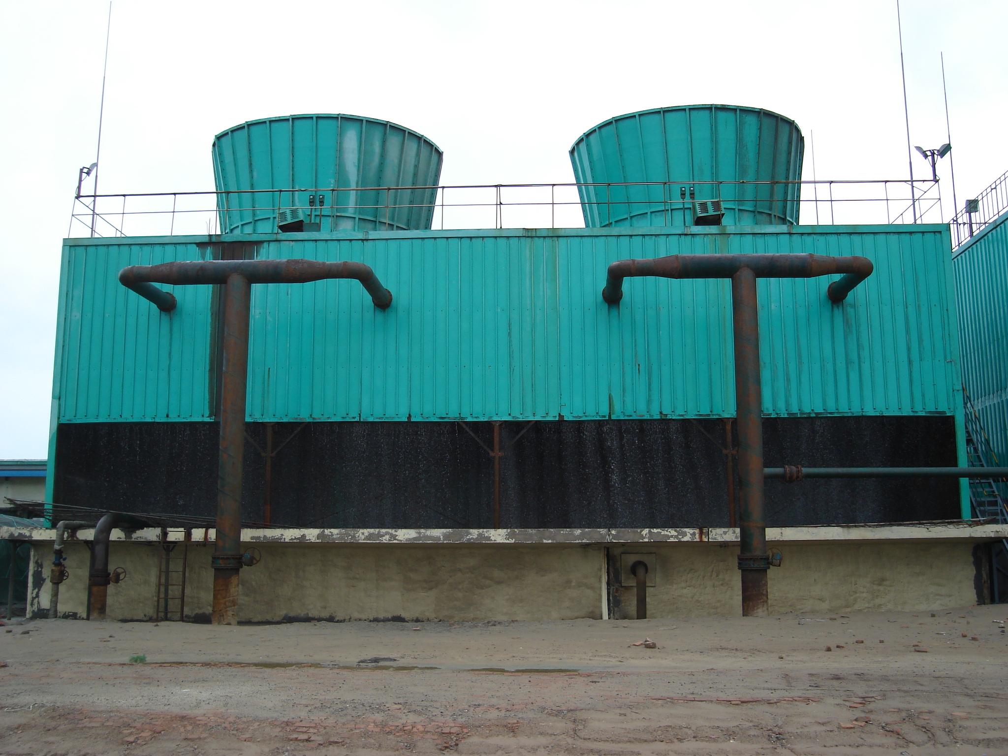 逆流式玻璃钢冷却塔价格