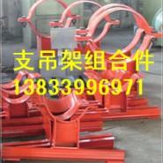 供应用于电力管道的排水管道支吊架焊接吊板 支架式变力弹簧支吊架 六角扁螺母 立管焊接吊座 恒力弹簧支吊架现货