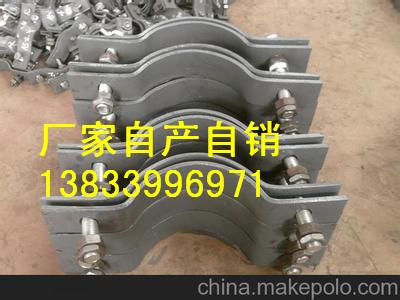 供应用于管道支撑的河北弹簧支吊架厂家 长管夹 管卡 管夹横担支吊架生产厂家