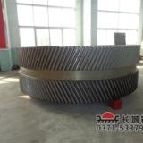 供应用于烘干机的大齿圈 大模数齿轮加工铸造厂家
