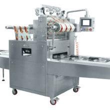 供应用于食品保鲜包装,熟食、冷鲜肉、水果蔬菜、快餐的自动气调保鲜包装机锁鲜,自动气调保鲜包装机