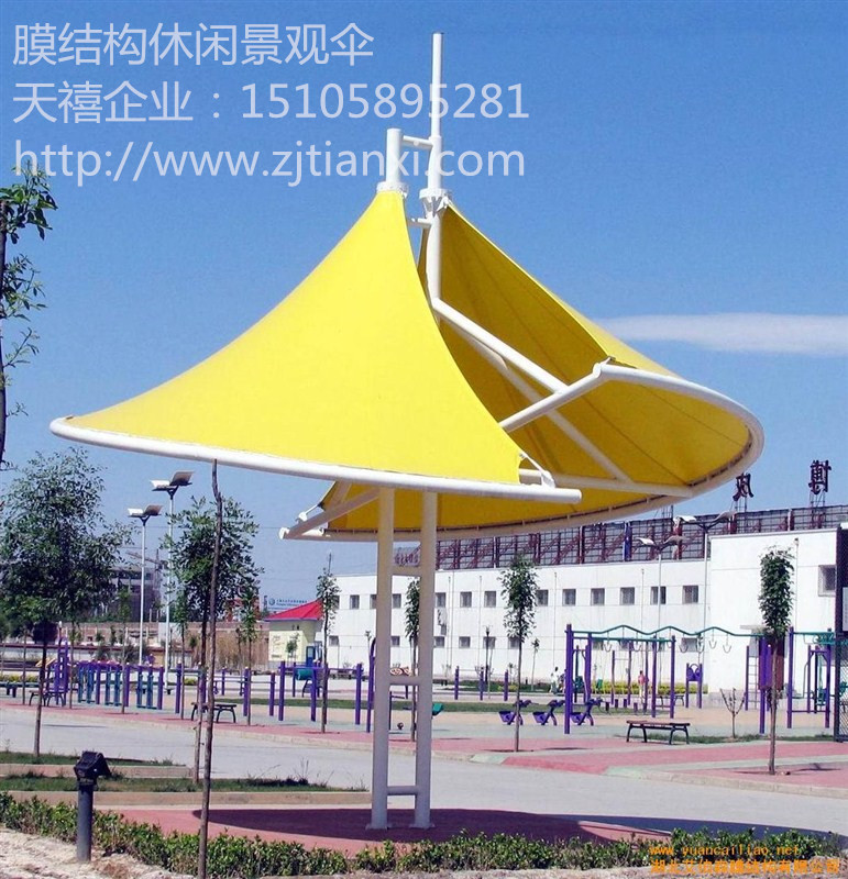 上海棚发膜结构工程有限公司图片库