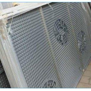 酒店外墙镂空铝板结构图片