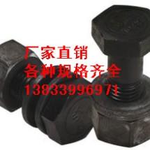 供应用于国标的M48*220平头螺栓价格 电厂用法兰连接标准件齐全
