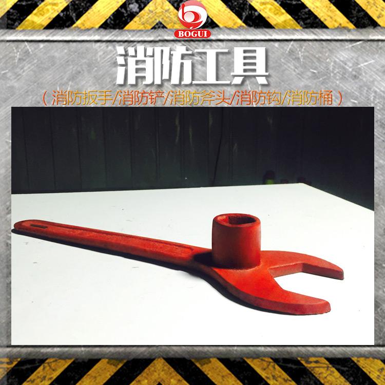 供应广西消防工具 消防扳手 消防铲 消防斧头 消防桶 消防器材厂家直销
