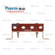 供应阻燃预分支电缆固定夹具生产加工,阻燃电缆线夹生产加工,预分支电缆夹具厂家