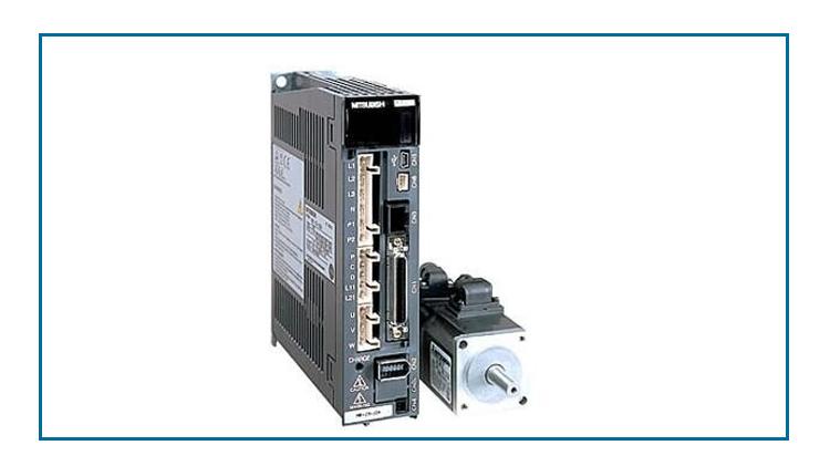 供应北京三菱伺服电机MR-J4-200A+HG-SR202BJ