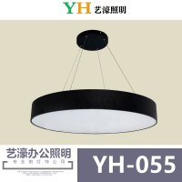 供应LED吊灯YH-055 led现代吊灯 led水晶吊灯