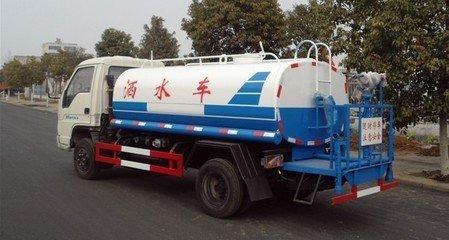 供应用于洒水车的HYS5160GSS型洒水车