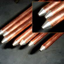 防雷接地的铜包钢接地棒厂家销售图片