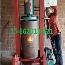 供应湖北五峰县新型多功能菜籽榨油机多钱,立式现榨现卖挤油设备厂家图片