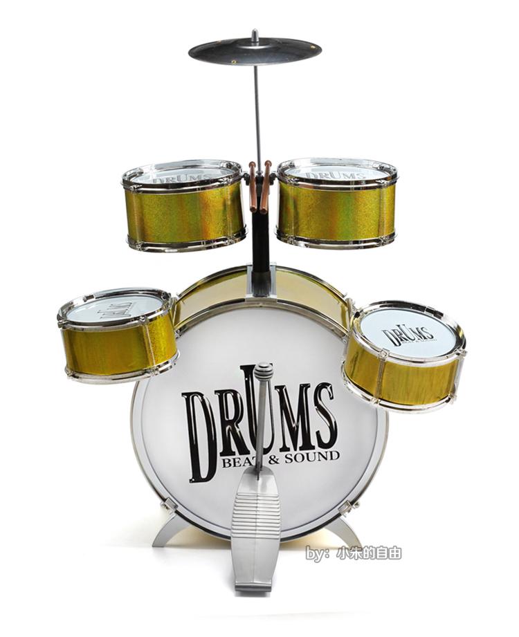 供应儿童架子鼓爵士鼓玩具敲打音乐器