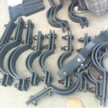 供应用于电力管道的325钢管管托 批发恒力弹簧支吊架 槽钢加强板 管托标准 整定弹簧支吊架