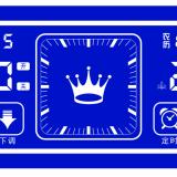 仪器仪表|医疗器材|工业控制的LCD断码屏 深圳LCD断码屏厂家