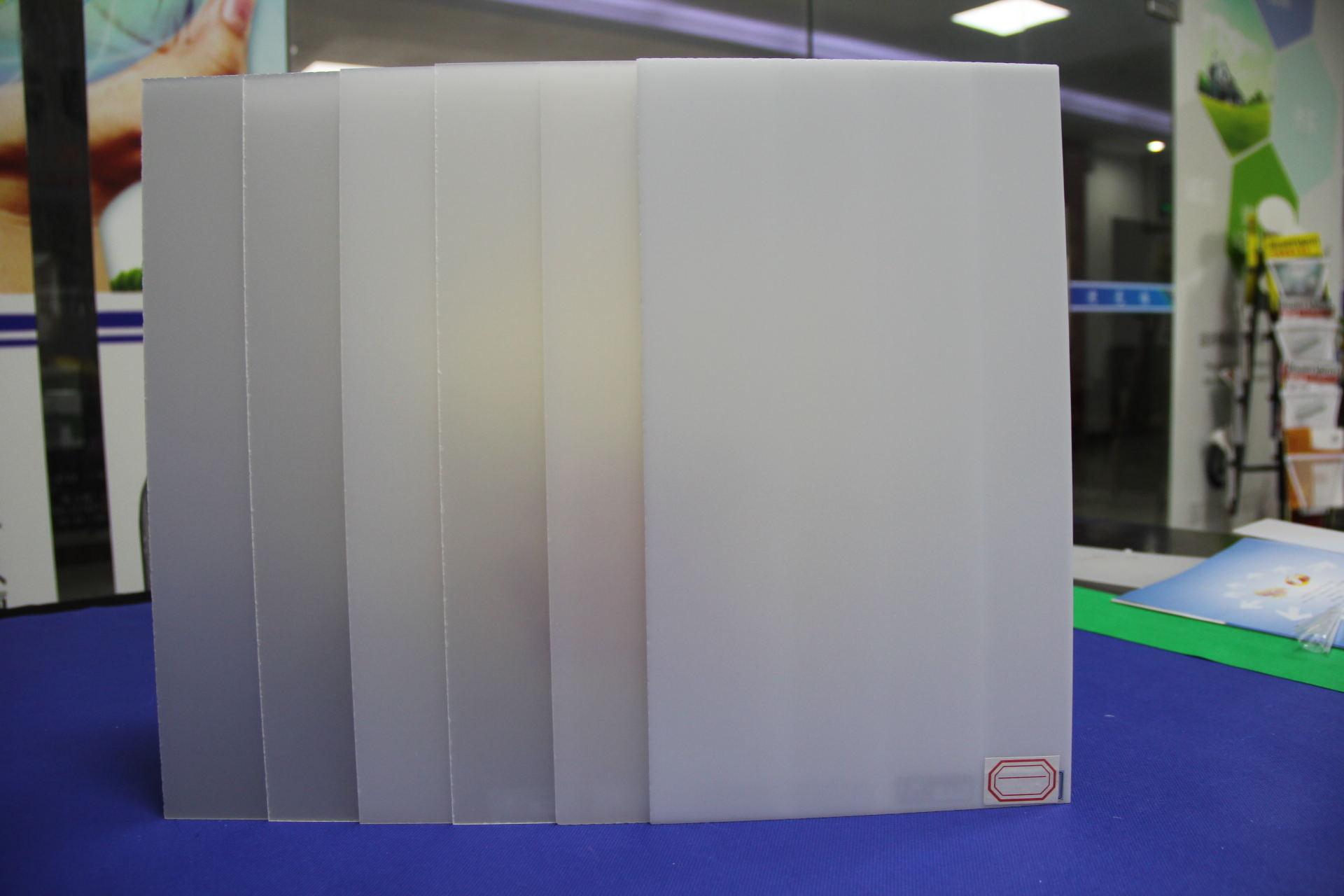 供应用于面板灯|扩散板|防眩光扩散板的蜂窝倒椎体UGR《19扩散板