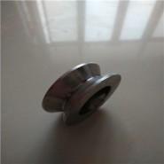 供应用于工业设备的尼龙滑轮U型轨道轮 滑轮批发 工业门滑轮定做厂家