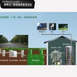 青島青天環境工程供應地埋式一體化雨水處理設備、雨水處理及回用系統
