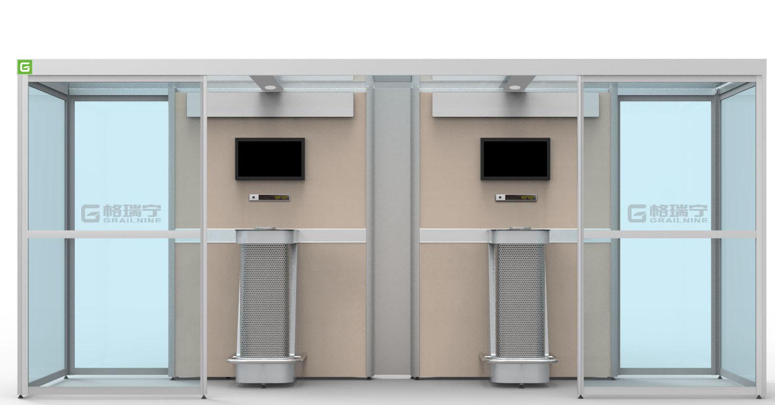 格瑞宁e500多功能环保吸烟室报价