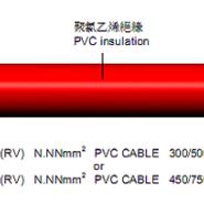 RV聚氯乙烯绝缘软线 RV电源线图片