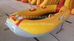 供应用于钓鱼的2米4防撞漂流船
