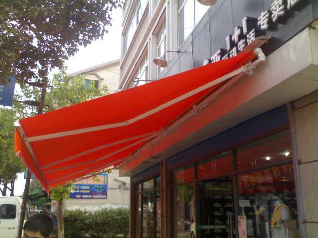 上海乐朗户外遮阳棚06 户外遮阳棚 厂家