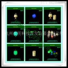 供应夜光门牌路牌 注塑 丝印长效发光粉夜光粉 注塑 丝印专用长效发光粉夜光粉图片