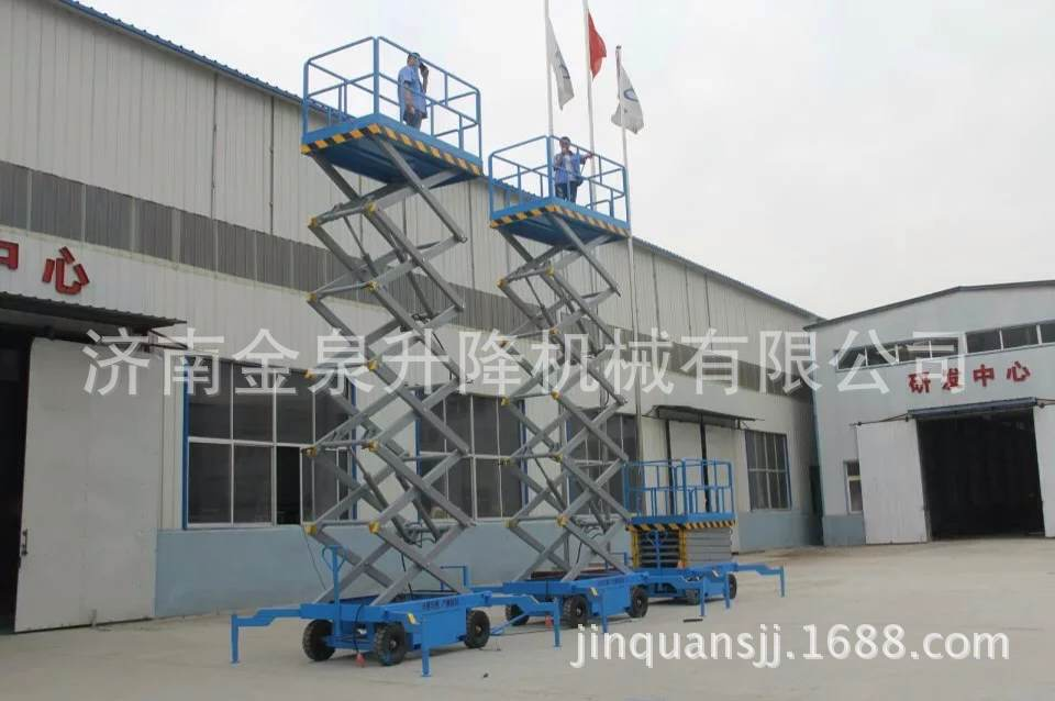 红河哈尼族彝族18m电动升降机代理商